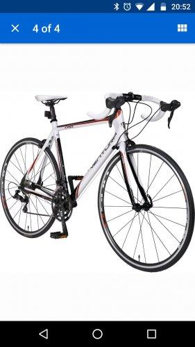Ventura CP50 Carbon Road Bike £387.99 @ eBay Argos outlet