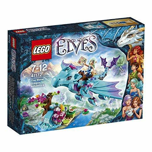 lego elves water dragon adventure £12.07 @ Amazon (Prime or add £3.99)
