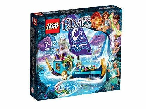 lego elves naidas epic ship £16.99 @ Amazon (Prime or add £3.99)
