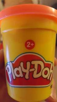 Playdoh -  Aldi -  Livingston reduced from 79p to 39p