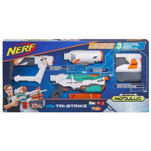NERF Modulus Tri-Strike Blaster £24.22 @ Amazon Prime
