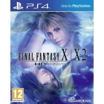 Final Fantasy X/X-2 HD Remaster PS4 £13.95 @ The Game Collection