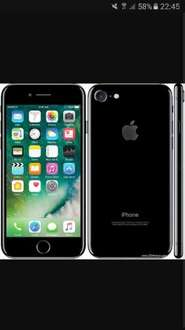 Iphone 7 32gb jet black on EE £40.99 pm Unlimited mins and texts an 10GB data (24 month contract = £983.76)