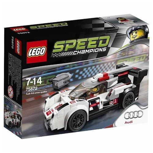 Lego Speed Champions 75872: Audi R18 e-tron quattro at Amazon for £6.68 (prime or add £4.75)