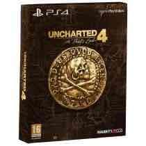 uncharted 4 special edition (ps4) £28.75 with code SPOOKY @ the game collection
