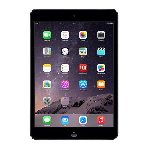 Free 3 Year Guarantee with all Macs and iPads and iPad Minis at John Lewis