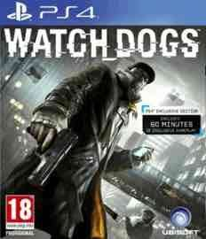 Watch dogs preowned (ps4) £4.49 with code 10%OFFPO @ GAME