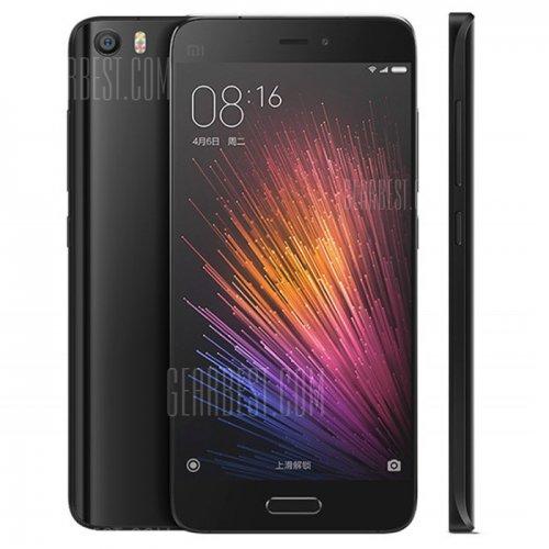 XiaoMi Mi5 64GB 4G Smartphone For £243.44 @ Gearbest