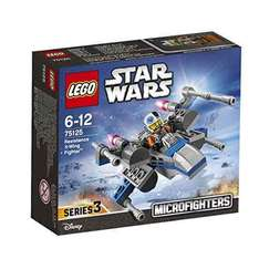 Lego Star Wars microfighter resistance X-Wing (Add on item) £4.72 Amazon
