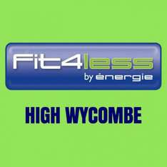 Pre-sale Gym membership in High Wycombe save £92 in 12 months no contract no joining fee