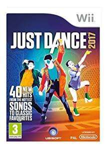 Just Dance 2017 Wii just £22.99 for prime members (£24.99 if not) @ Amazon