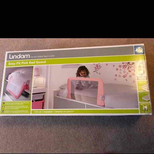 Lindam bed guard £7.50 @ Aldi - Brierley Hill