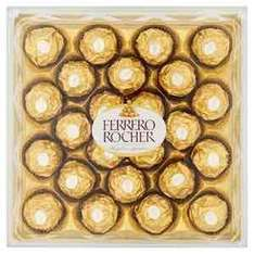 Ferrero Rocher 24 pieces for £6.00 @ Superdrug (free delivery)