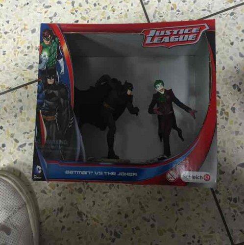 justice league batman vs the joker £4.99 @ Home Bargains