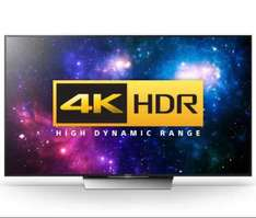 Sony Bravia KD55XD8599 Richer Sounds £999 but price beat £919.99