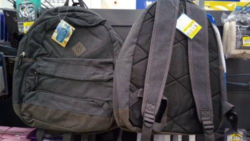 small ruck sacks reduced in tesco 70p LEIGH STORE @ Tesco