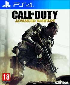 Call of Duty: Advanced Warfare (PS4/XO) £4.49 (using code) pre-owned @ GAME