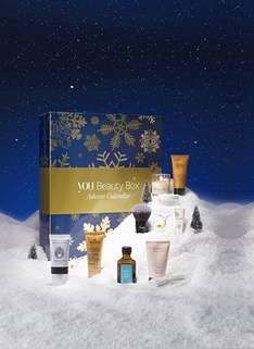 You Magazine Beauty  Advent Calendar worth £270 for £54.95 Daily Mail