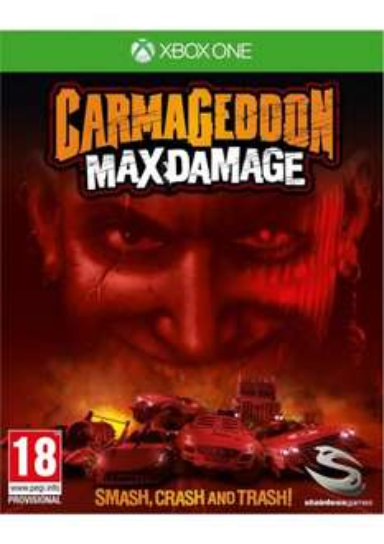 Carmageddon Max Damage on XB1 - was £15 now £10 Asda