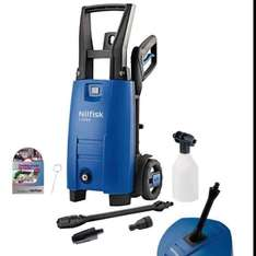 Nikfisk C110 pressure washer with patio cleaner £54.79 Amazon