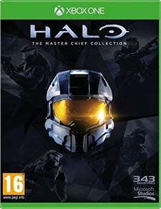Halo: The Master Chief Collection Xbox One Digital Code £4.74 @ CD Keys