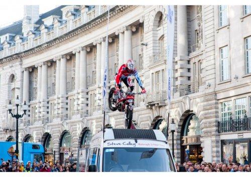 Regent Street Motor Show returns on Saturday 5th November 2016.