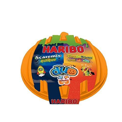 Haribo Scaremix and Tangfastricks Duo Tub 800 g (Pack of 4 - 3.2kg )  £8.99 prime / £13.74 non prime @ Amazon (Lightning deal)