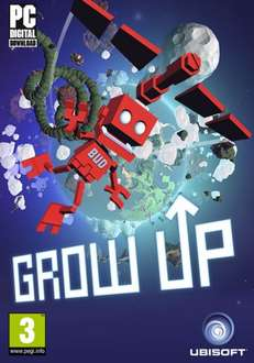 Grow Up (Steam Key for PC) £3.99 @ Gamesplanet