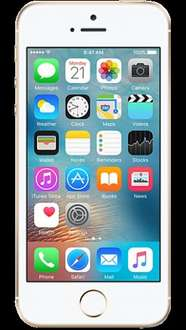 Iphone SE 16gig with 4gig Data £24 a month for 24 months no upfront cost - Unlimited mins / text Total £576 @ Mobile phones Direct