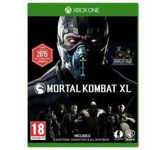 Mortal kombat X XL Xbox one and ps4 £16.99 @ Argos