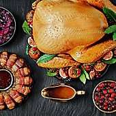 Marks and spencer christmas food to order (free bottle of wine when spend £80)