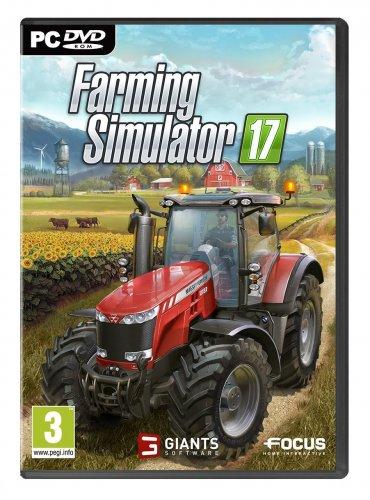 Farming Simulator 17 (PC CD) £20.99 with PRIME trial - £22.99 Non Prime @ Amazon