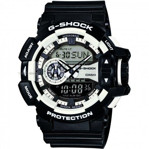 G-SHOCK GA-400-1AER black - Amazon - £54.99