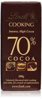 Lindt 200g  Cooking bar £1.25 amazon Pantry