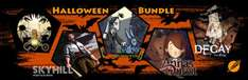Daedalic Halloween Bundle at Steam