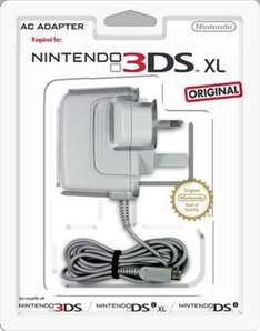 Nintendo AC Adapter for 3DS - £6.50 Delivered @ Tesco C&C