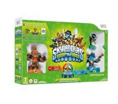 Skylanders SWAP Force starter pack (pre owned) Nintendo Wii £1.99 @ Game.co.uk