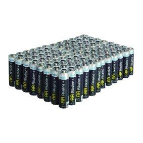 100 Pack - Maplin Extra Long Life Alkaline Value AA or AAA Batteries £14.99 @ Maplin - Free C&C