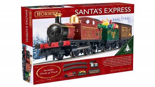 Hornby R1185 Santa's Express Christmas Train Set £41.71 @ Amazon