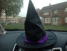 Tesco Witch's Hats 35p instore (Southend)