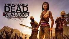 The Walking Dead Michonne Telltale Miniseries £6.96 On Xbox Store Sale
