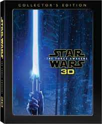 Star Wars: The Force Awakens (3D Blu-ray Collectors Editon) - £13 @ ASDA (Instore)