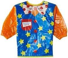 Mr tumble painting apron £1.99 @ home bargains