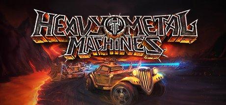 Heavy Metal Machines Steam Key Free Via Failmid
