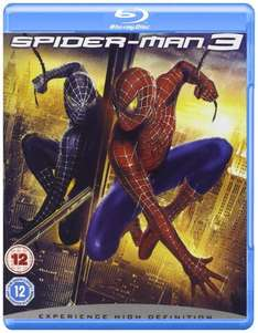Spider-Man 3 Blu-Ray / American Hustle DVD £1 @ Poundland