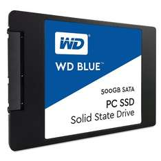 WD 500GB 2.5-Inch Internal Solid State Drive £87.56 @ Amazon (Pre-order)