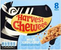 Harvest Chewee Fruit&Oat Bites Very Berry (125g) was £1.69 now £1.00 @ Tesco