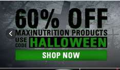 MaxiNutrition Promax Lean 990g 60% Off (RRP £49.99) £20