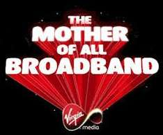 Virgin Media 50mbps BROADBAND ONLY £13.25/month for 12 months - Total including activation fee £173.99 via uswitch