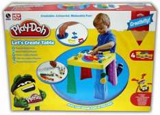 Play Doh Lets Create Table £12 @ Morrisons - Anniesland, Glasgow